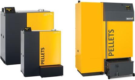 chaudière biomasse pellets